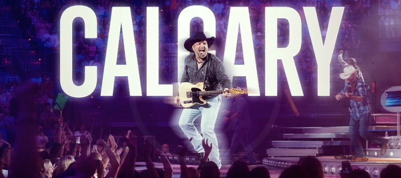 CANADA, GET READY FOR THE GARTH EXPERIENCE!