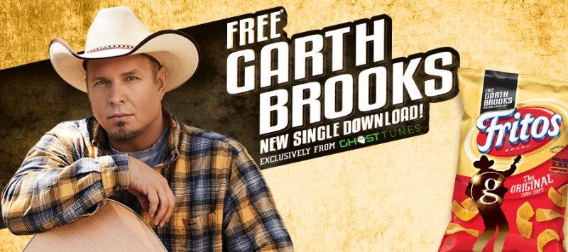 GARTH BROOKS RELEASES FIRST SINGLE FROM NEW ALBUM