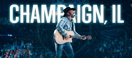 GARTH BREAKS HIS CHAMPAIGN TICKET RECORD