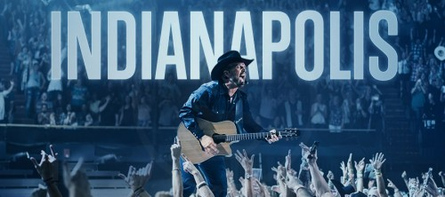 GARTH BROOKS' WORLD TOUR COMING TO INDY