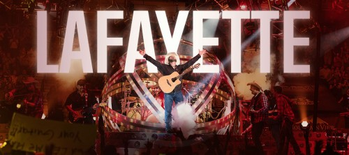 GARTH IS COMING TO THE CAJUNDOME!