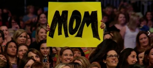"""""""This is for all the Moms!"""""""
