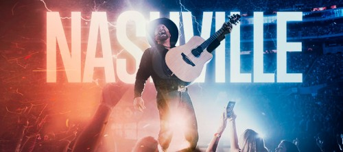 GARTH ANNOUNCES ANOTHER SHOW IN NASHVILLE
