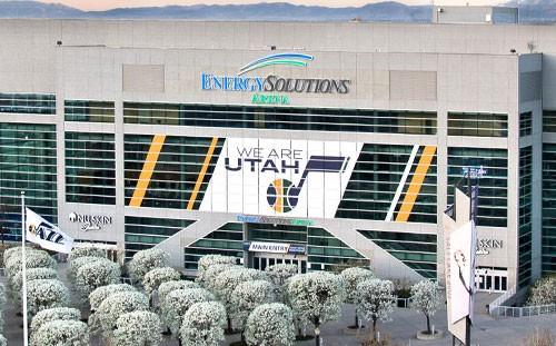 EnergySolutions Arena